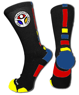 Playout Elite Socks Black