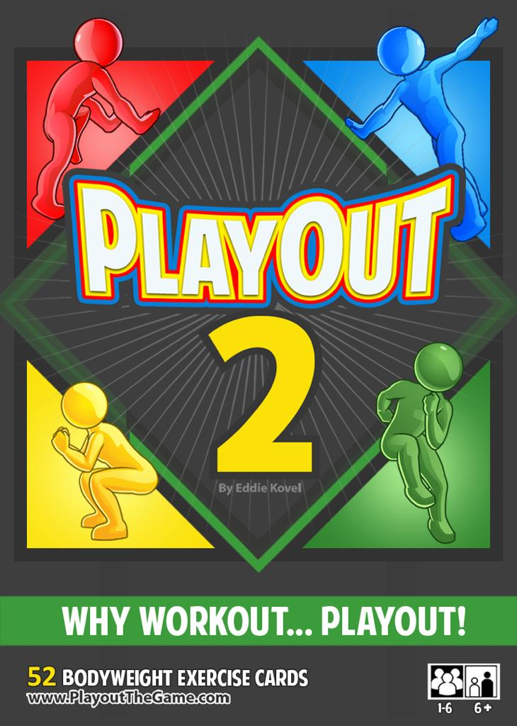 Playout 2 by Eddie Kovel