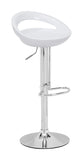ZUO Tickle Bar Stool White - 300022 - Your Kitchen Island - 4