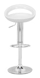 ZUO Tickle Bar Stool White - 300022 - Your Kitchen Island - 3