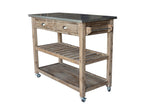 Boraam Sonoma Kitchen Cart - Your Kitchen Island - 2