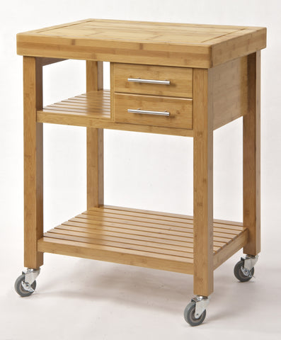 Boraam Marilo Kitchen Cart - Your Kitchen Island - 1
