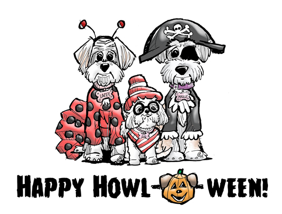 Howl-o-ween Collection
