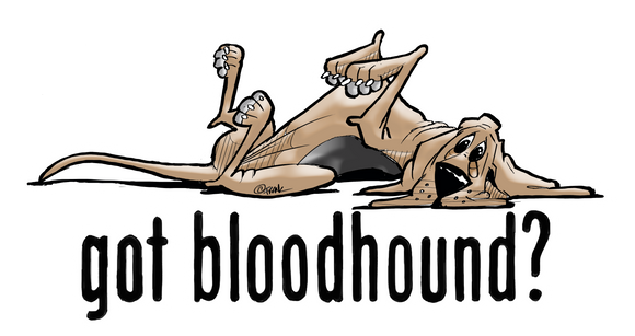 2021 Got Bloodhound? Design