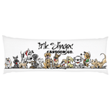 Ink Slinger Cartoons Body Pillows - The Bloodhound Shop