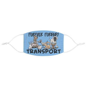Furever Furbaby Transport Official 2021 FBC Fabric Face Mask