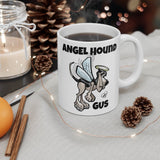 Angel Hound Gus 2021 FBC Mug 11oz