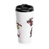 Chinese New Year Stainless Steel Travel Mug - The Bloodhound Shop
