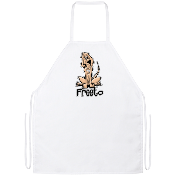 Sit Freeto Sit Apron - The Bloodhound Shop