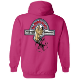 Specialty Bloodhound Shop Gildan Pullover Hoodie 8 oz. - The Bloodhound Shop