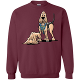 Robyn Indio PD Custom Gildan Crewneck Pullover Sweatshirt  8 oz. - The Bloodhound Shop