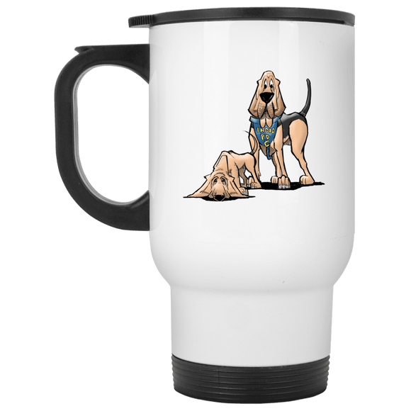 Robyn Indio PD Custom White Travel Mug