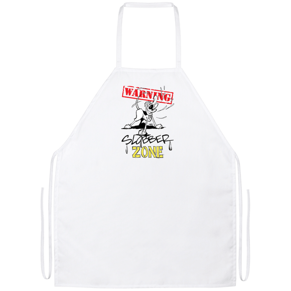 Slobber Zone Hound Apron - The Bloodhound Shop