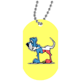 Texas Hound Dog Tag