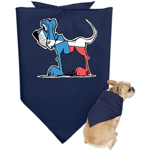 Texas Hound Doggie Bandana - The Bloodhound Shop