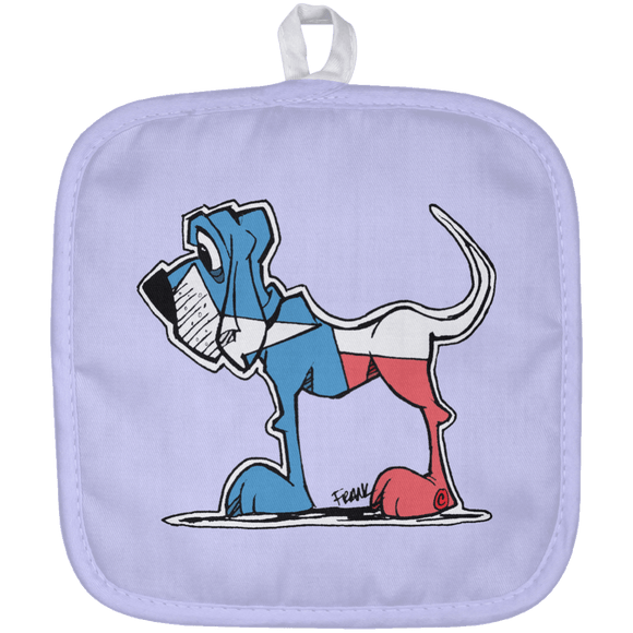 Texas Hound Pot Holder