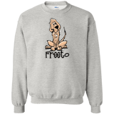 Sit Freeto Sit Gildan Crewneck Pullover Sweatshirt  8 oz. - The Bloodhound Shop