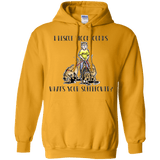 Superpower Howards Hounds Gildan Pullover Hoodie 8 oz. - The Bloodhound Shop