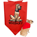 Whiskey Collection Doggie Bandana - The Bloodhound Shop
