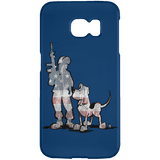 Soldier Hound Samsung Galaxy S6 Edge Case - The Bloodhound Shop
