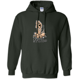 Sit Freeto Sit Gildan Pullover Hoodie 8 oz. - The Bloodhound Shop