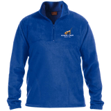 Search and Sniff Specialty Harriton 1/4 Zip Fleece Pullover - The Bloodhound Shop