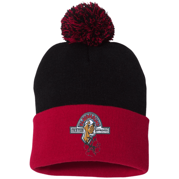 Specialty Bloodhound Shop Sportsman Pom Pom Knit Cap