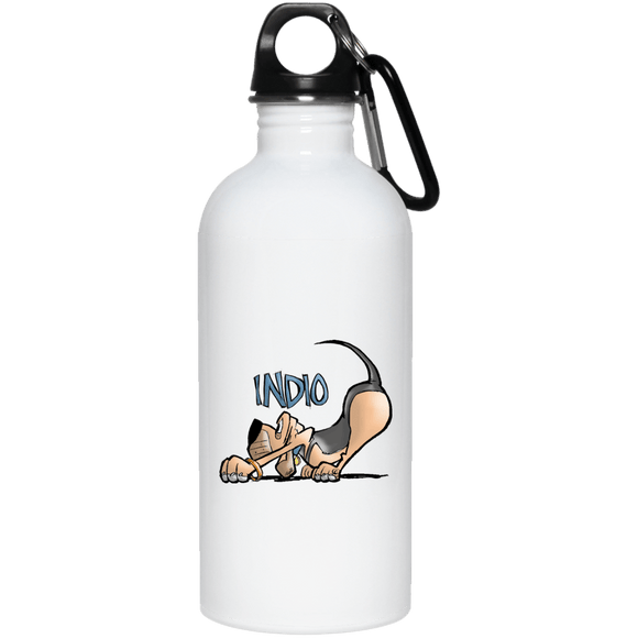 Robyn Indio Custom 20 oz. Stainless Steel Water Bottle - The Bloodhound Shop