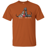 Tim's Freddie & Basil Brush Gildan Ultra Cotton T-Shirt - The Bloodhound Shop