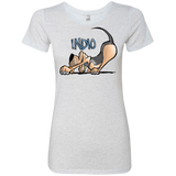 Robyn Indio Custom Next Level Ladies' Triblend T-Shirt - The Bloodhound Shop