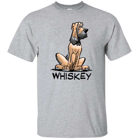 Whiskey Collection Gildan Ultra Cotton T-Shirt - The Bloodhound Shop