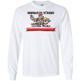 Sonoma Co. Strong Gildan LS Ultra Cotton T-Shirt - The Bloodhound Shop