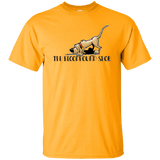 The Bloodhound Shop Sniffing Hound Gildan Ultra Cotton T-Shirt - The Bloodhound Shop