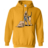Robyn Indio PD Custom Gildan Pullover Hoodie 8 oz. - The Bloodhound Shop