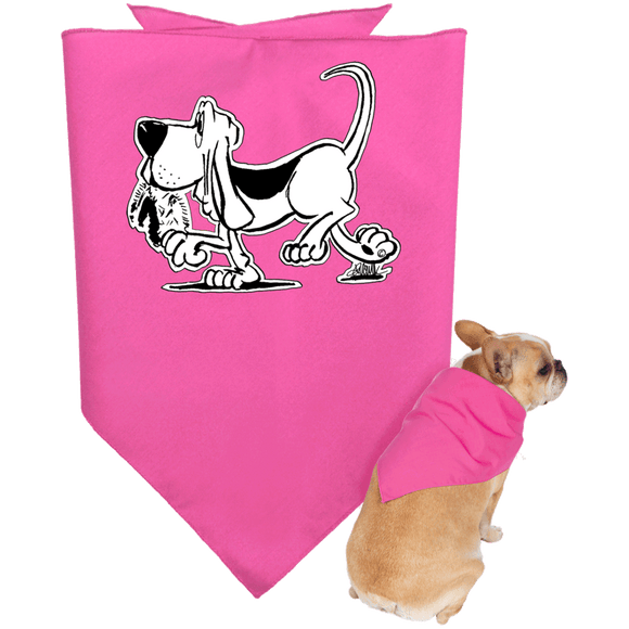 Retro Hound Doggie Bandana - The Bloodhound Shop