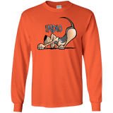 Robyn Indio Custom Gildan LS Ultra Cotton T-Shirt - The Bloodhound Shop