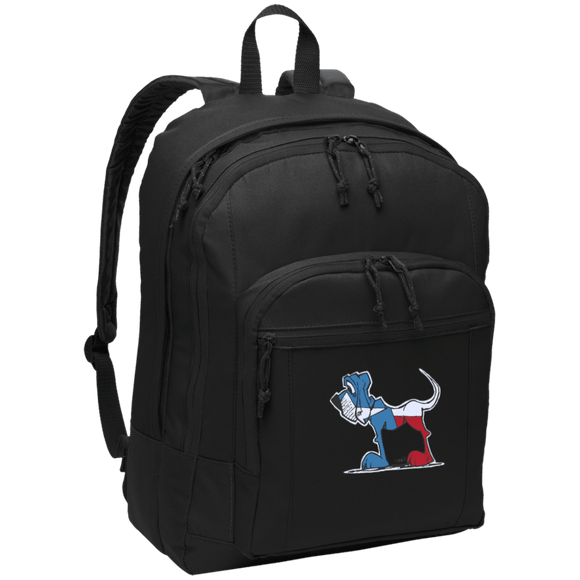 Texas Hound Basic Backpack