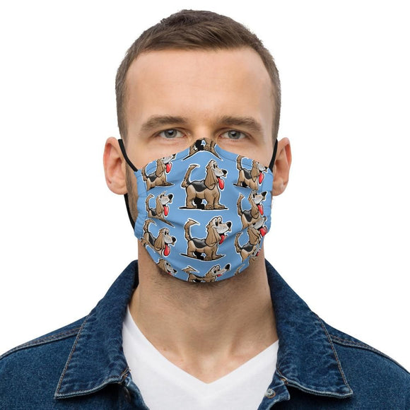 The Official Roger Collection Premium face mask