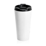 Slobber Zone Stainless Steel Travel Mug - The Bloodhound Shop