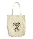 Da Vinci Hound Tote bag - The Bloodhound Shop