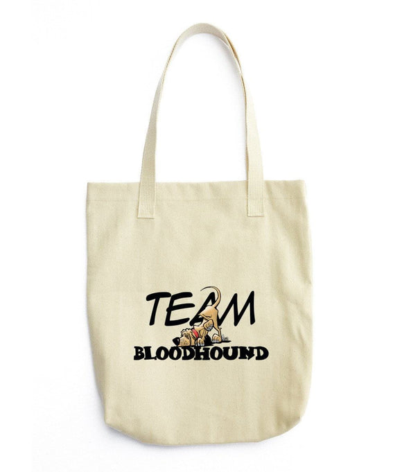 Team Bloodhound Tote bag - The Bloodhound Shop