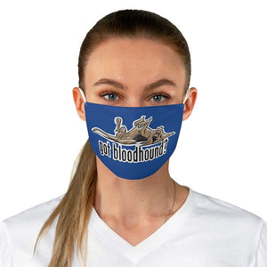 2021 got Bloodhound? FBC Design Fabric Face Mask