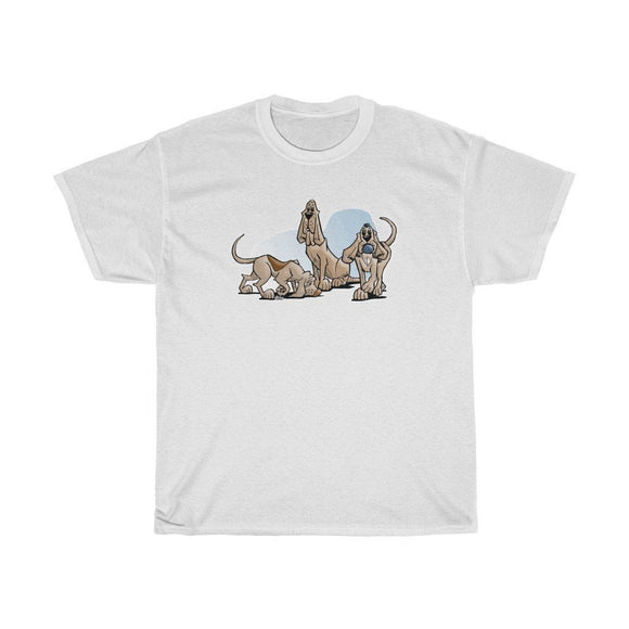 Trig Hounds FBC Official 2021 Unisex Heavy Cotton Tee