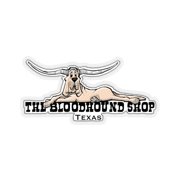The Bloodhound Shop FBC Stickers