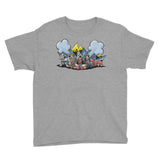 JL Hounds Youth Short Sleeve T-Shirt - The Bloodhound Shop