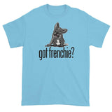 More Dogs French Bulldog #2 Short sleeve t-shirt | The Bloodhound Shop