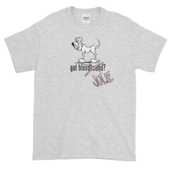 Got Julie X-Out Short sleeve t-shirt - The Bloodhound Shop