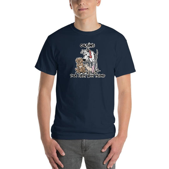 Judge Cousins Collection Short-Sleeve T-Shirt - The Bloodhound Shop