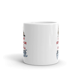 Tim's Keep Calm Freddie Mug - The Bloodhound Shop