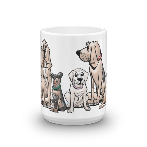 Ines Collection Mug - The Bloodhound Shop